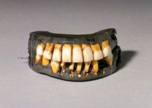 George Washington Teeth Dentures